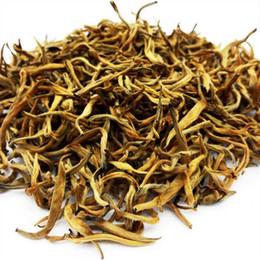 Samples for Kung fu Black Tea Premium Black Tea 50g Kraft Paper Bag Packing