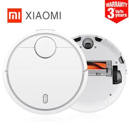 Wholesale 2017 Original XIAOMI MI Robot Vacuum Cleaner for Home Automatic Sweeping Dust Sterilize Smart Planned Mobile App Remote Control