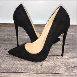 2017 Hot Sales Brand Glitter Red Bottom Spiked Talons hauts Femmes Luxe Red Sole Chaussures Sequins talons Party Wedding Shoes Pointed Toe Pumps à partir de rouge à pointes hauts talons fabricateur