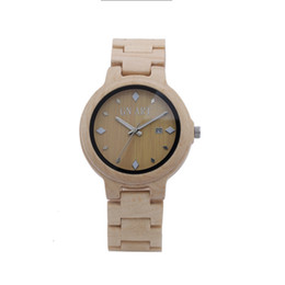 GNART 019 natural bamboo watch man watches woman watches Fashion watches Casual watch Quartz watch