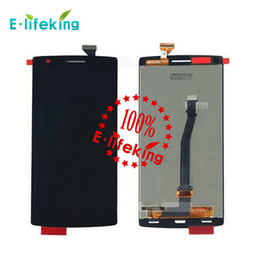 For OPPO Oneplus One LCD display touch screen with Digitizer + Beze Frame + Tools Free with &without frame DHL Free shipping
