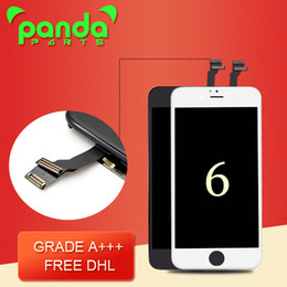 Wholesale Grade AAA LCD Display Touch Digitizer inch Screen with Frame Assembly Replacement For iPhone
