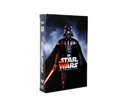 Wholesale 2016 Hot Film Star wars the complete saga hot item fast shipping by dhl
