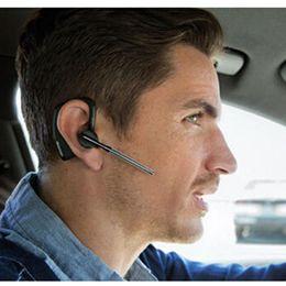 Wholesale Bluetooth Wireless Earphone Headphone Stereo Earphones Universal Phone Headset Voice Report Number Handsfree With Mic