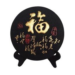 Wholesale 192mm Activated Carbon Carving Artware Ornaments Creative Present Eliminate Formaldehyde szf