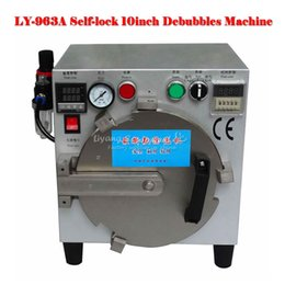 hot sale 110V 220V LY 963A OCA bubble defoaming machine LCD screen repair refurbished for 9 inch screen