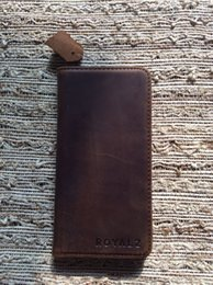 Wholesale Crazy Horse Leather Phone Wallet Cool Design Best Quality Card Slot Classic Phone Cover Wallet Case Custom Logo Custom Model