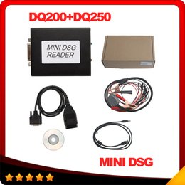 Wholesale 2016 Super DSG Direct Shift Gearbox MINI DSG reader DQ200 DQ250 For Audi for VW DHL