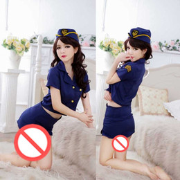 Free shipping new hot sex sexy underwear sexy suits extreme temptation package nightclub stewardess girl tight bag hip transparent student s