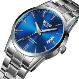 New Luxury Brand Couple Watches Men and Women Quartz Digital Clock Full Steel Wrist Watch Men Sports Watches