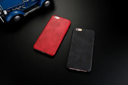 Wholesale Holster Pouch Leather PU For iphone Plus Mobile Cell Phone Cases Covers Slim Retro luxury s Plus Smartphone Android News