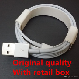 Micro USB Cable Original OEM Quality 1M 3Ft 2M 6FT Sync Data Line Charging Cords With Retail Box For Phone Samsung S6 S7 S8 Edge Note 4 5