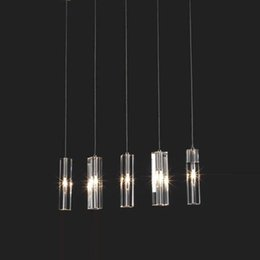 Wholesale hanging dining room lamp LED Pendant lights Modern Kitchen lamps dining table lighting for dinning room Home pendant light