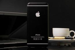 Logos sim à vendre-Iphone Banques de puissance de téléphone portable avec le logo goophone Charge ultra-mince Po 5.5 / 4.7 Apparence 20000 mA Cartes universelles de sim