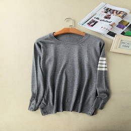 Autumn and winter new men and women wool sweater round collar pullovers cashmere sweater couple long-sleeved sweater coat warm wholesale swe