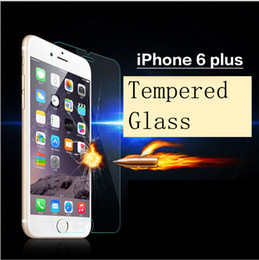Wholesale Apple iphone6 tempered glass film Plus high definition mobile phone protective s film explosion proof film factory batch