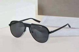 2017 gafas de diseño fresco Nuevos gafas de sol calientes Hombres Oculos De Sol 2017 gafas de sol de estilo oval Hombre Diseñador de moda retro Popular Cool Sun Glasses gafas de diseño fresco oferta