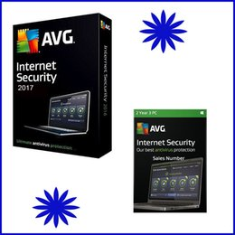 Wholesale AVG Internet Security User Year Serial Number Key License Activation Code Available to Full Version