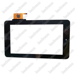 30PCS High Quality Touch Screen Glass Digitizer Replacement for HP Slate 7 Tablet Touch Panel free DHL