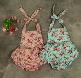 Wholesale Children Tutu Dress Baby Romper The Little Baby Clothes Girl Rompers Children Short Infant Sleeveless Babys Clothing Size Y New