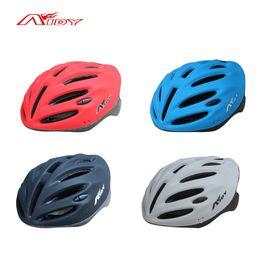 Cycling Bicycle Helmet Ultralight Mountain Bike Helmet MTB Road Bike Helmet With Visor 250g