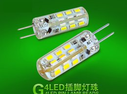 LED lights lamps G4 lamp LED lamp replacement ACDC12V general low silica corn 2W halogen lamp with dimmable light bulb pins