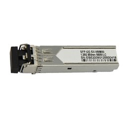 SFP fiber optical transceiver 1000base-sx SFP-GE-SX-MM850 for HUAWEI compatibale 1.25gbps 850nm 550m dual LC connector multi-mode module