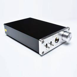 Wholesale Decodificador fx audio del audio del feixiang DAC X6 de la fiebre del USB del amplificador de DAC BIT de la fibra del USB de la fibra del USB de la fibra del convertidor libre de TPA6120 Envío libre