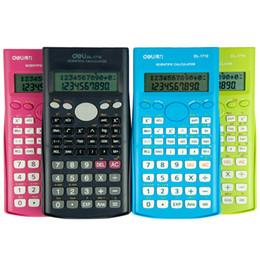 En gros-Fonctionnelle outil de mathématiques numérique Calculatrice scientifique Papeterie de couleur accessoires de bureau matériel scolaire 6720 à partir de bureau de la calculatrice fabricateur