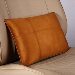 Waist cushion 38*28*12cm Car neck pillow can protect the safety of occupants and eliminate fatigue