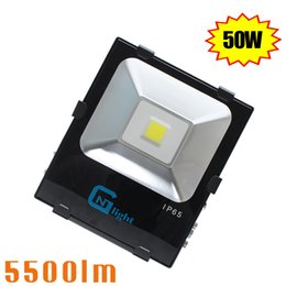 UL listed LED floodlight 50W high lumens Square lighting flood light new led products outdoor floodlights