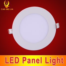Wholesale Recessed Round Led Panel Light SMD W W W W W W W V Led Ceiling Down Lamp LED Downlight driver