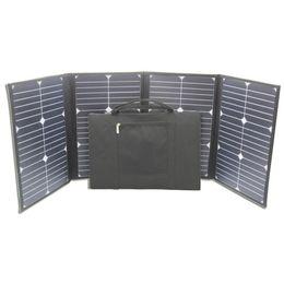 Портативный 1.8KG Semi Гибкое Складная Высокая эффективность панели солнечных батарей зарядное устройство 80W Солнечное зарядное устройство Портативная сила для Туризм Отдых от Поставщики flexible solar panel