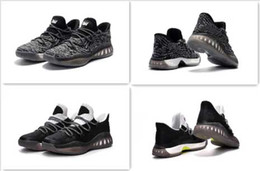 Wholesale 2017 Andrew Wiggins Crazy Explosive Men Basketball Shoes High Quality Cheap J Wall low Man Prime Knit Crazy Explosive PE Sneaker