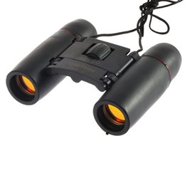 Wholesale Compact Night Vision Binoculars - Wholesale-Good deal 30 X 60 Zoom Mini Compact Binocular Telescope 126m To 1000m Day And Night Vision