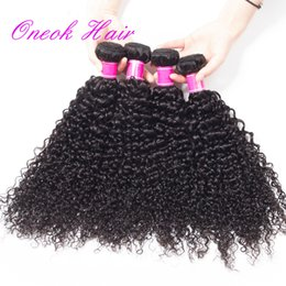 Wholesale Natural Brazilian Kinky Curly Virgin Hair Grace Produits pour cheveux Extensions Bundles A Malaisie humaine Virgin Curly Hair Factory