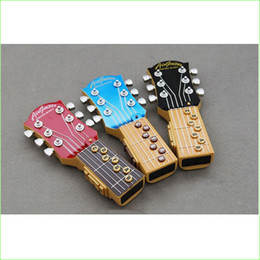 Wholesale Gift Idea New Kids IR infrared Electronic Air Guitar Instrument rock educational toys