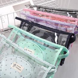 2017 New waterproof wear-resistant cosmetic bag cosmetic bags