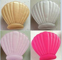 Wholesale HOT Spectrum Brushes Mermaid Dreams Piece Vegan Brush Set Glam Clam Case Vegan Brush Set color