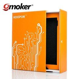 Wholesale Original Smok Koopor Primus W TC Box Mod Large OLED Screen VS Sigelei SX MINI Fuchai Fit Smok TFV8