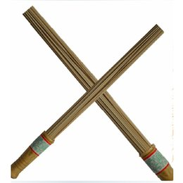 Wholesale Promotions Natural bamboo bamboo Beat the fever stick Thin stick Tapping massager massage