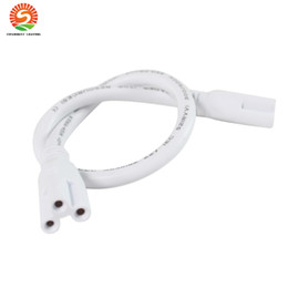 Wholesale 1ft ft ft ft ft Cable for Integrated T8 T5 led tubes lights Connector led extension cord CE ROHS UL DLC