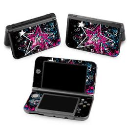 3ds xl jeux en Ligne-Haute qualité pour les nouveaux peintures 3DS XL pour 3DS LL sticker pour 3DS housses de jeux de vinyle