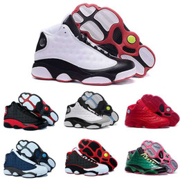 Wholesale With Box Factory Store Cheap Hot New Air Retro s Mens Basketball Shoes Sneakers XIII Original Quality shoes US