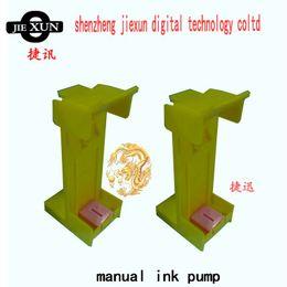 Impresoras de inyección de tinta gratis en venta-Piezas de recambio libres Encad Novajet 750 Bomba de tinta manual para recambios de impresoras de inyección de tinta lecai 750 en venta