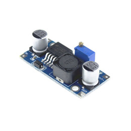 Wholesale DC DC Step down Power Converter Module LM2596 LM2596S ADJ DC V V to V V Adjustable Voltage Regulator Hot Sale