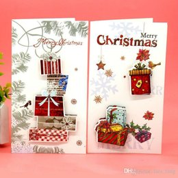 2016 time-limited postcards christmas greeting cards thanksgiving in the new wholesalechristmas gifts wholesale top fashion freeshipping