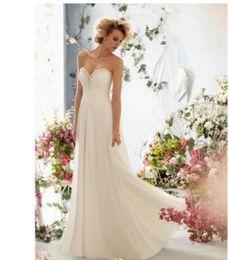 фото свадебных платьев прямого покроя фото