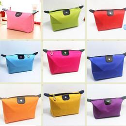 Monederos de las señoras regalos en Línea-Bolso cosmético del embrague de la bolsa del bolso de los bolsos del maquillaje de la señora Travel Bag de las mujeres lindas del caramelo
