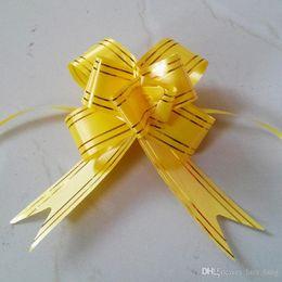 2017 Placemat Wedding Supplies Bowknot Hand Garland Smoke Flower Medium Gift Packaging Handlebar Ribbons Car Embroider minnie Free shipping